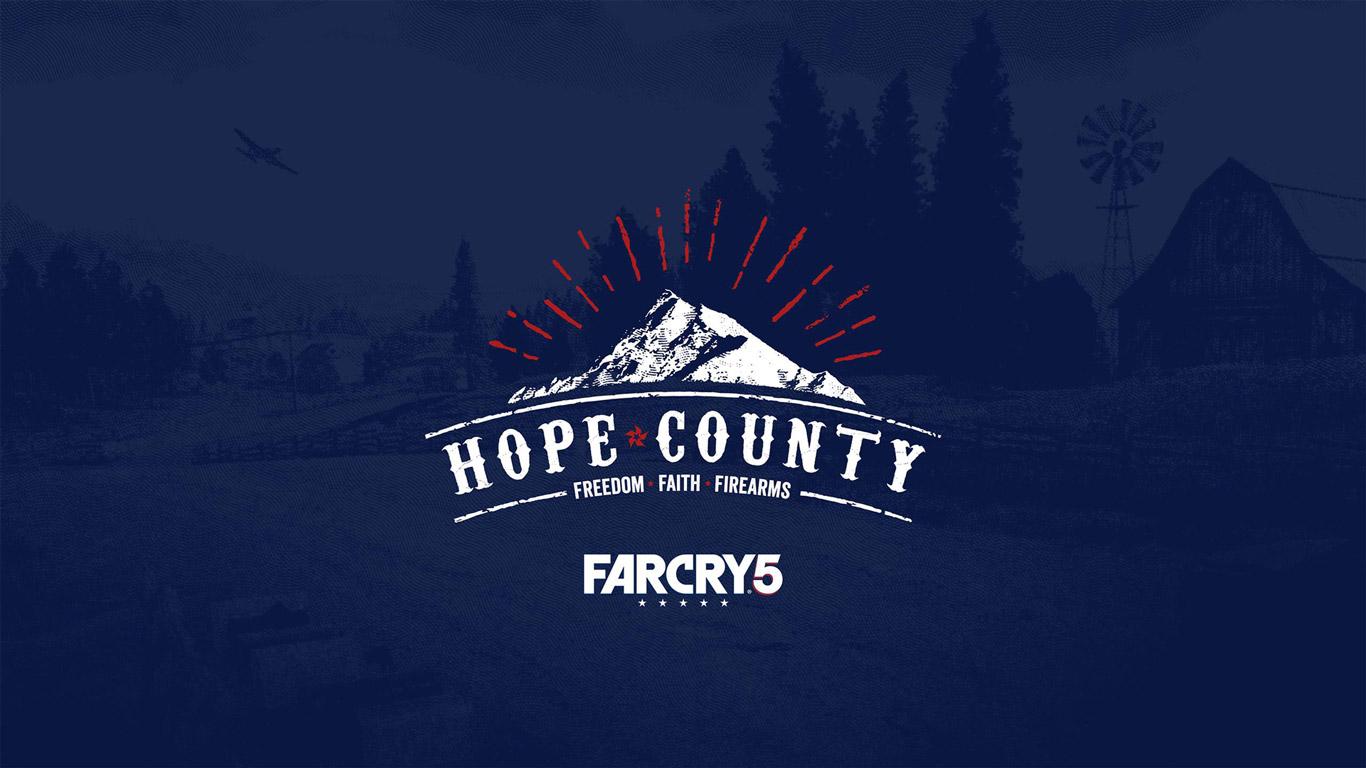 Free Far Cry 5 Wallpaper in 1366x768