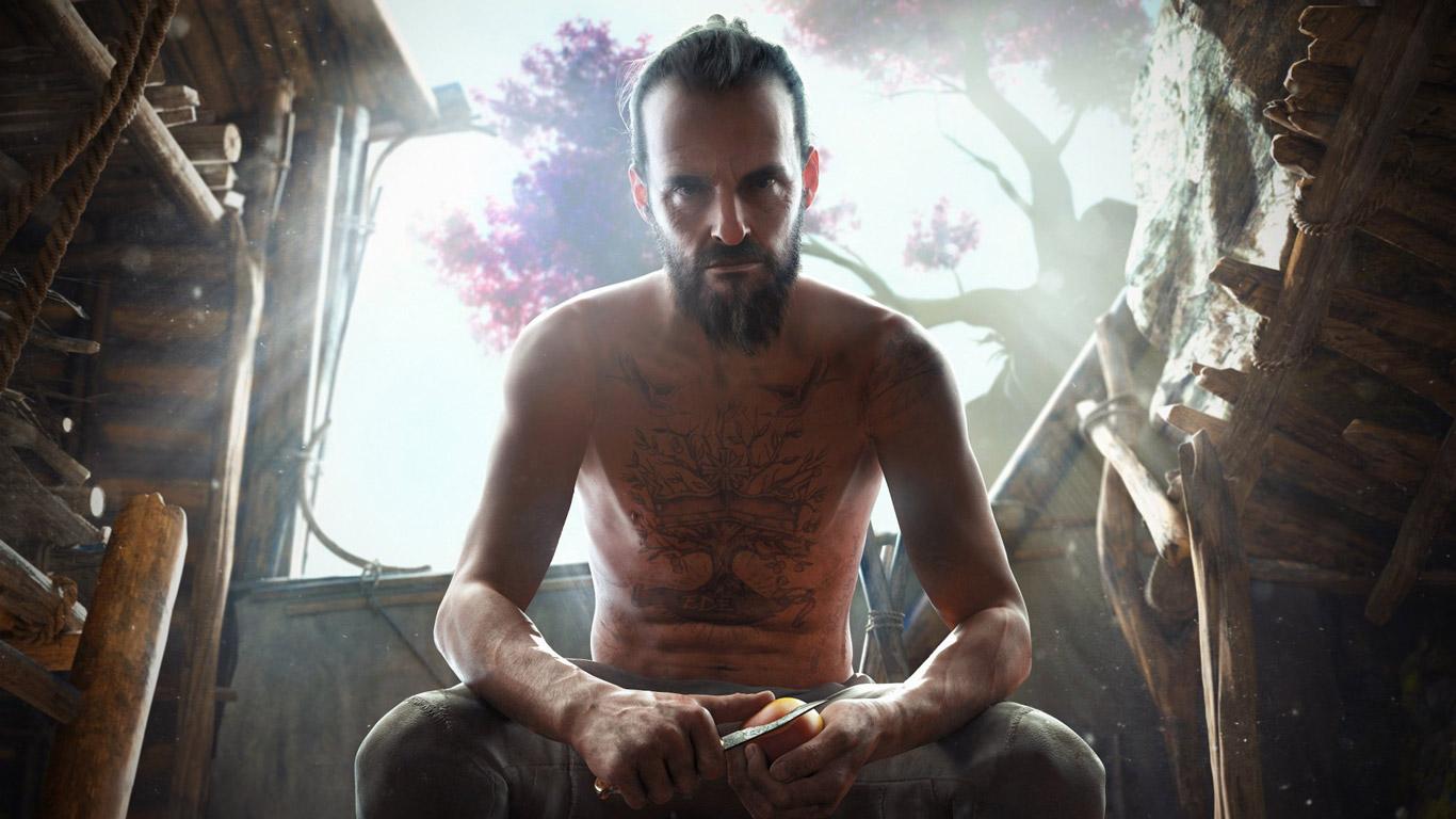 Far Cry: New Dawn Wallpaper in 1366x768