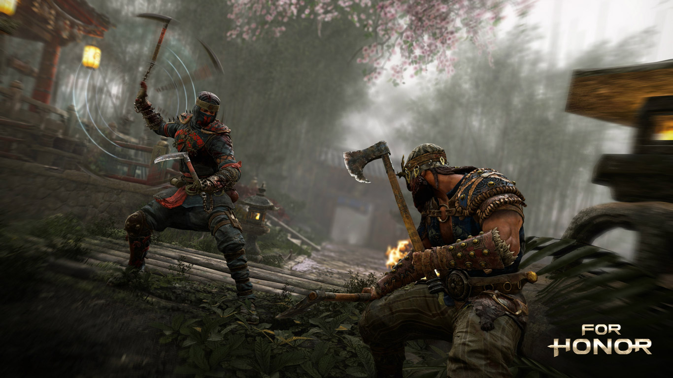 Free For Honor Wallpaper in 1366x768