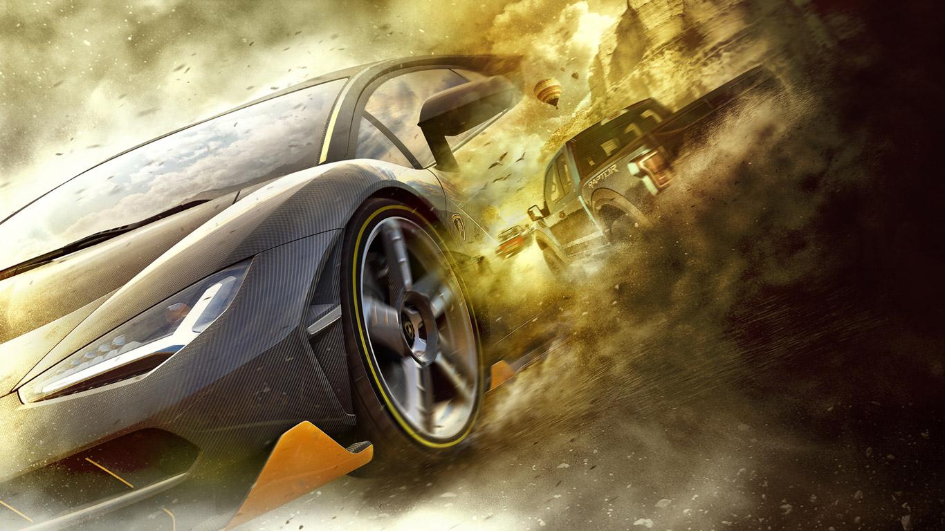 Forza Horizon 3 Wallpaper in 1366x768