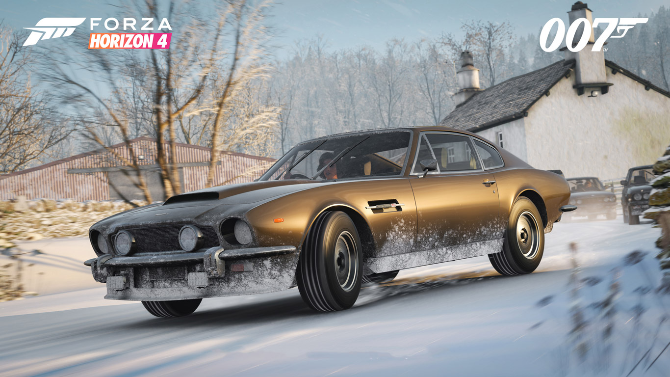 Free Forza Horizon 4 Wallpaper in 1366x768
