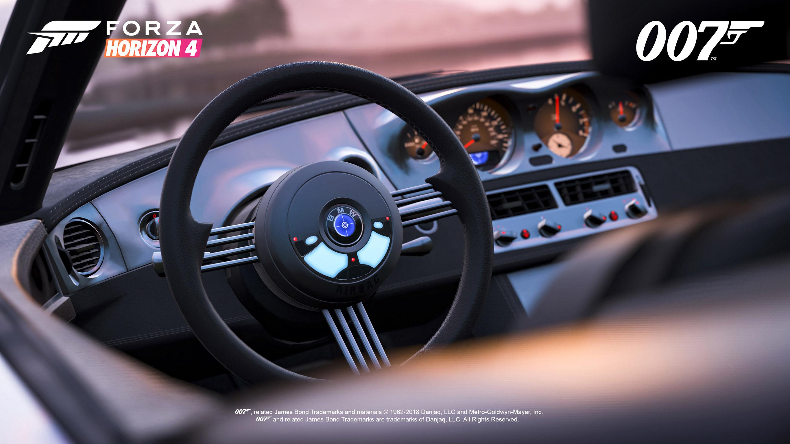 Forza Horizon 4 Wallpaper in 1366x768