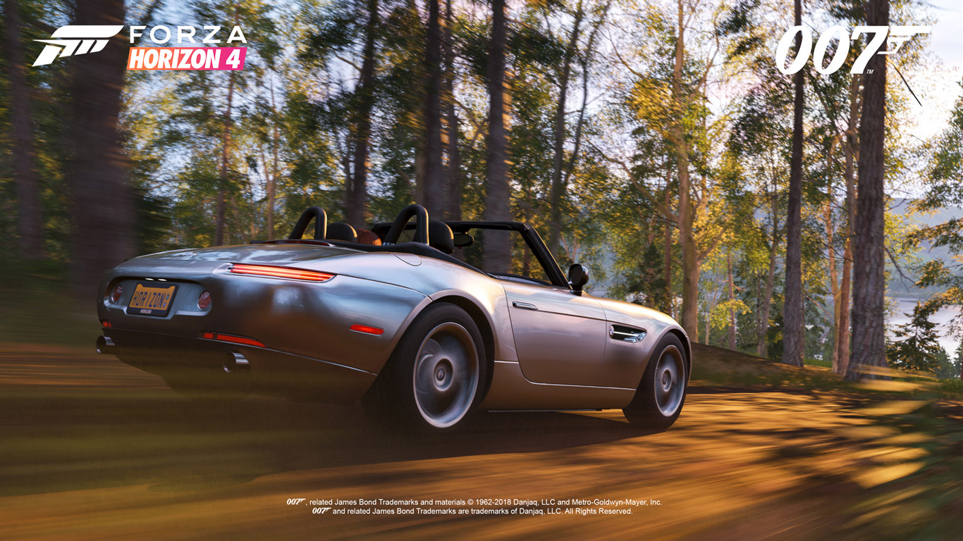 Free Forza Horizon 4 Wallpaper in 1366x768