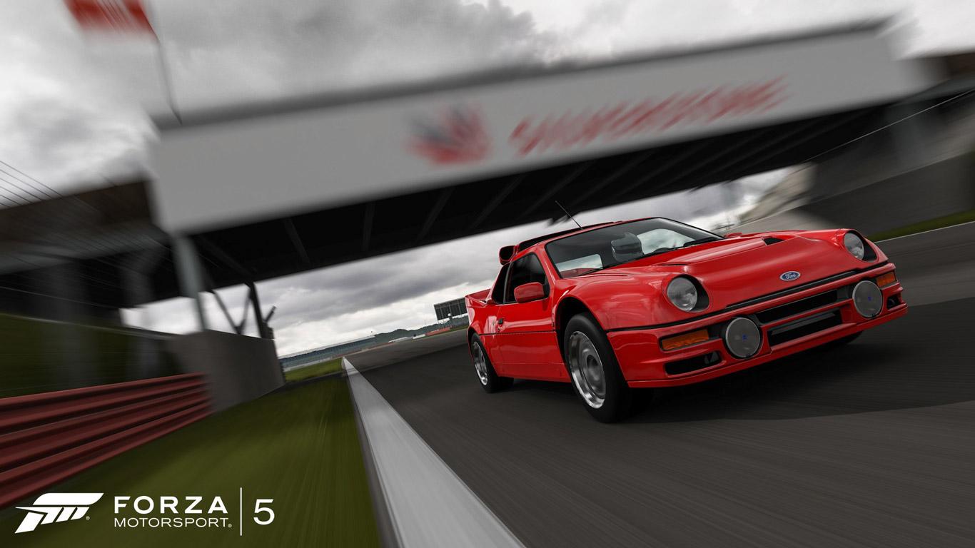 Forza Motorsport 5 Wallpaper in 1366x768