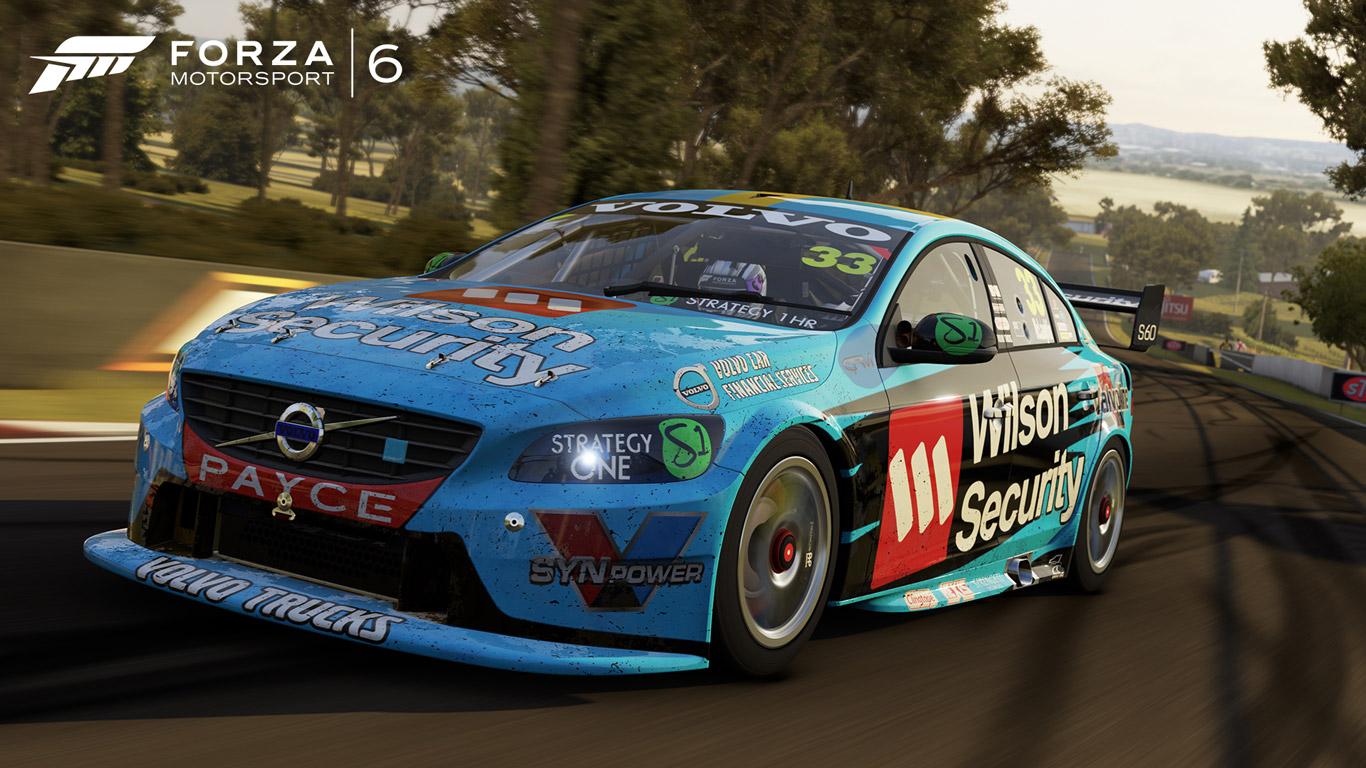Forza Motorsport 6 Wallpaper in 1366x768