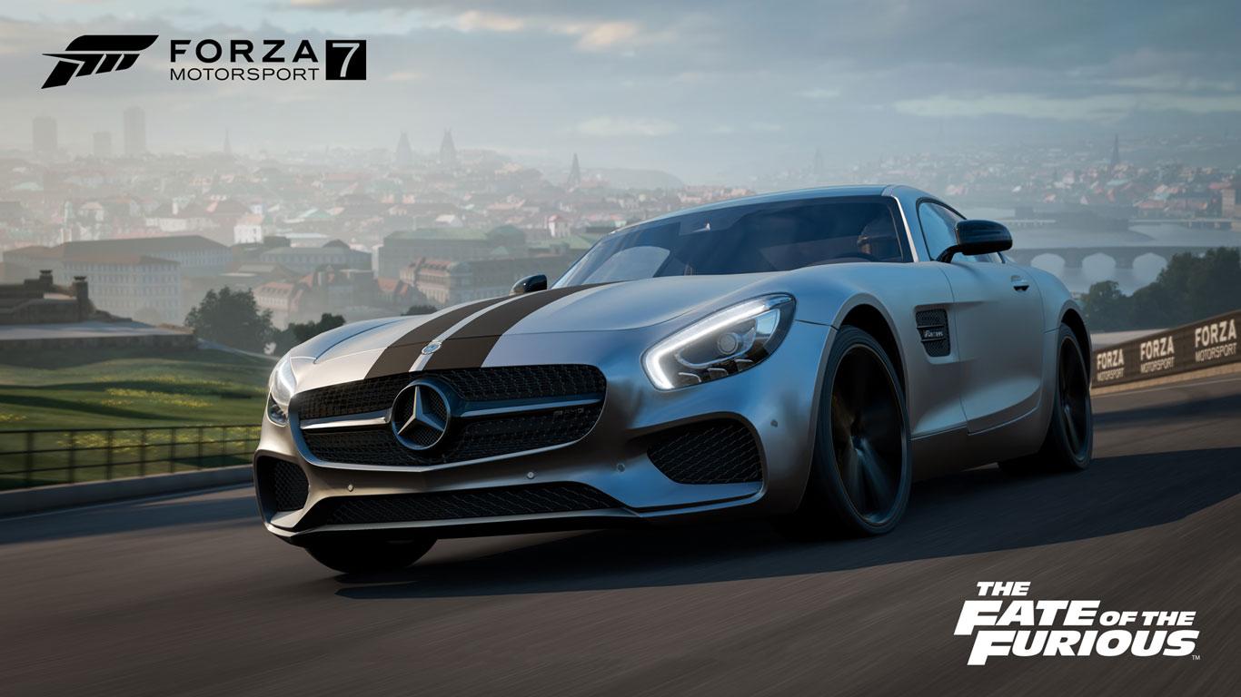 Free Forza Motorsport 7 Wallpaper in 1366x768