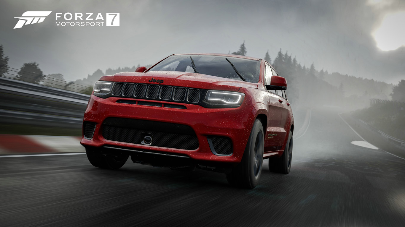 Free Forza Motorsport 7 Wallpaper in 1366x768