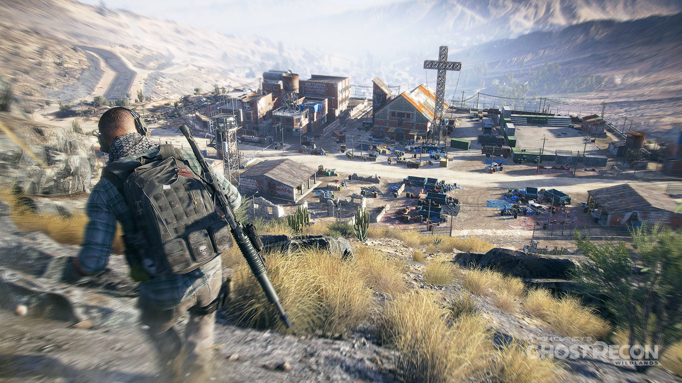 Free Ghost Recon: Wildlands Wallpaper in 1366x768