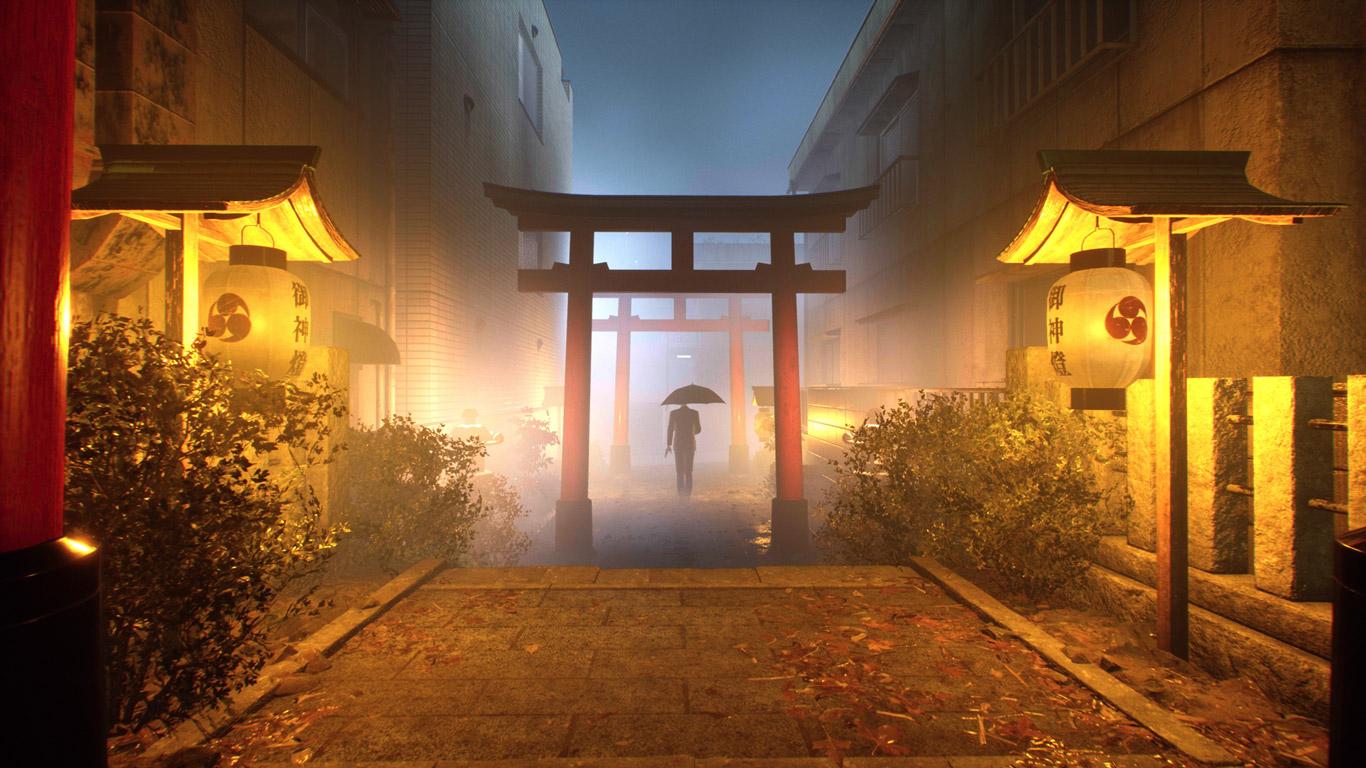 Free GhostWire: Tokyo Wallpaper in 1366x768