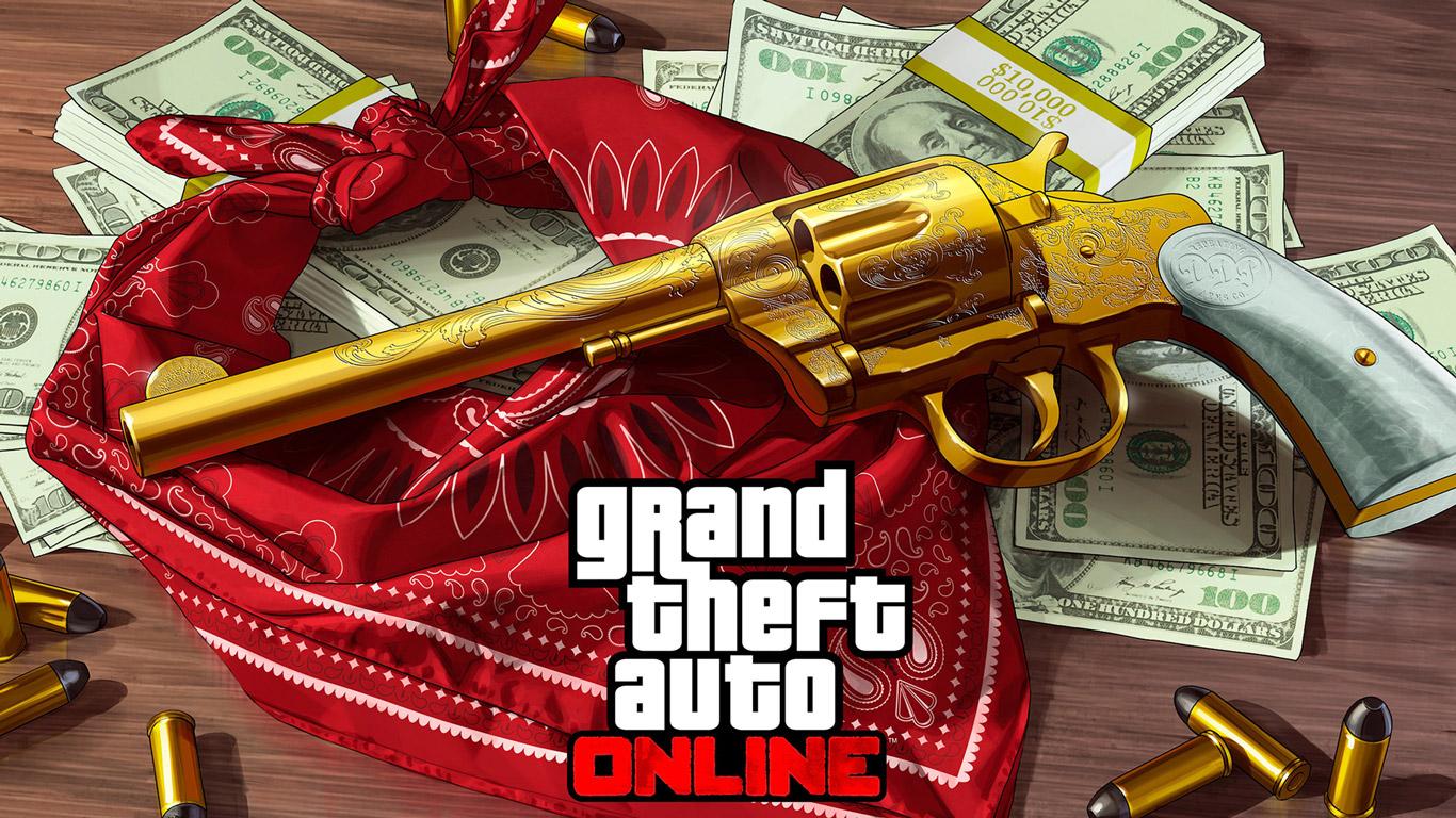 Free Grand Theft Auto V Wallpaper in 1366x768
