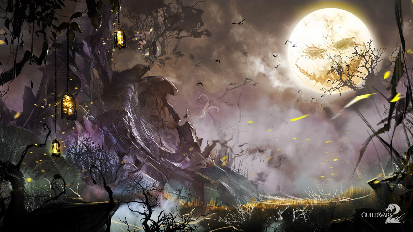 Free Guild Wars 2 Wallpaper in 1366x768