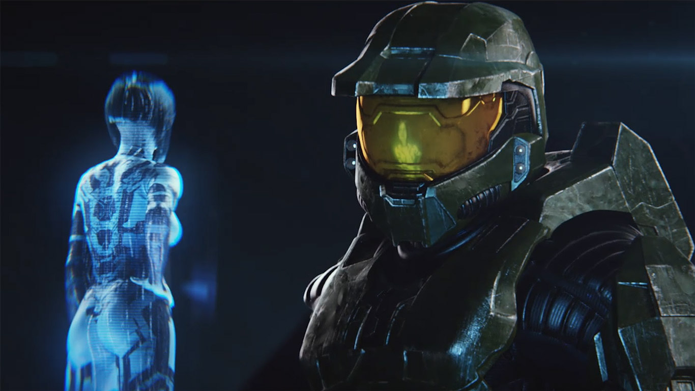 Halo 2 Wallpaper in 1366x768