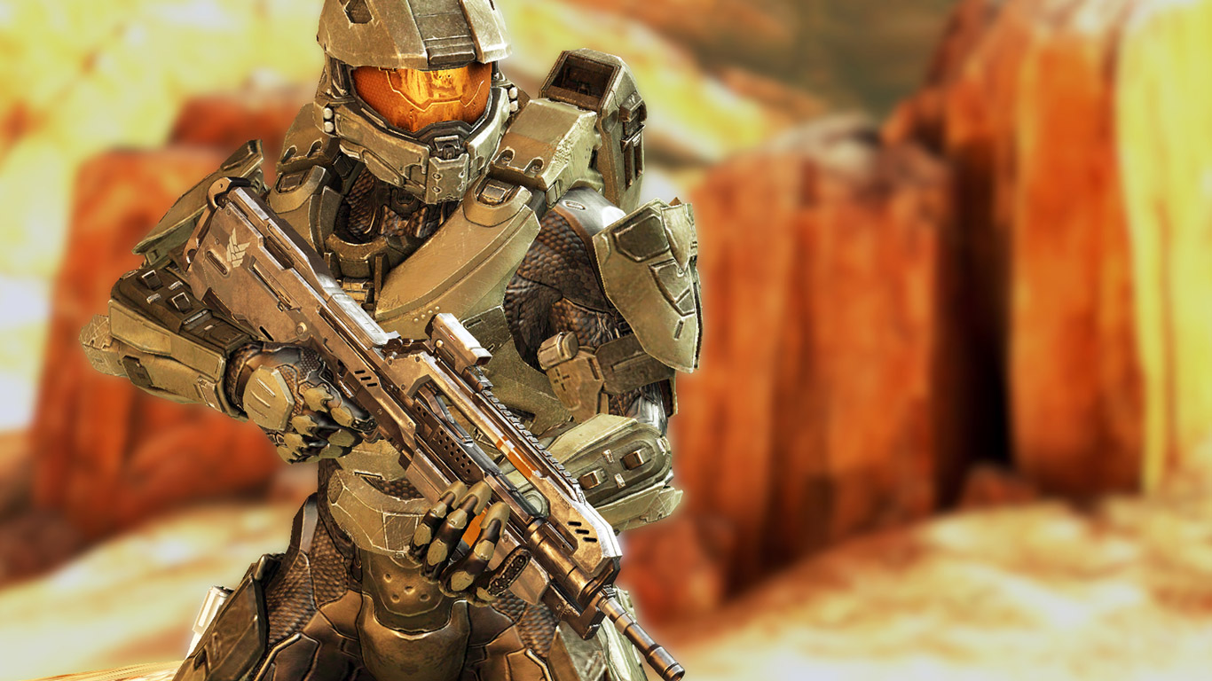 Halo 4 Wallpaper in 1366x768