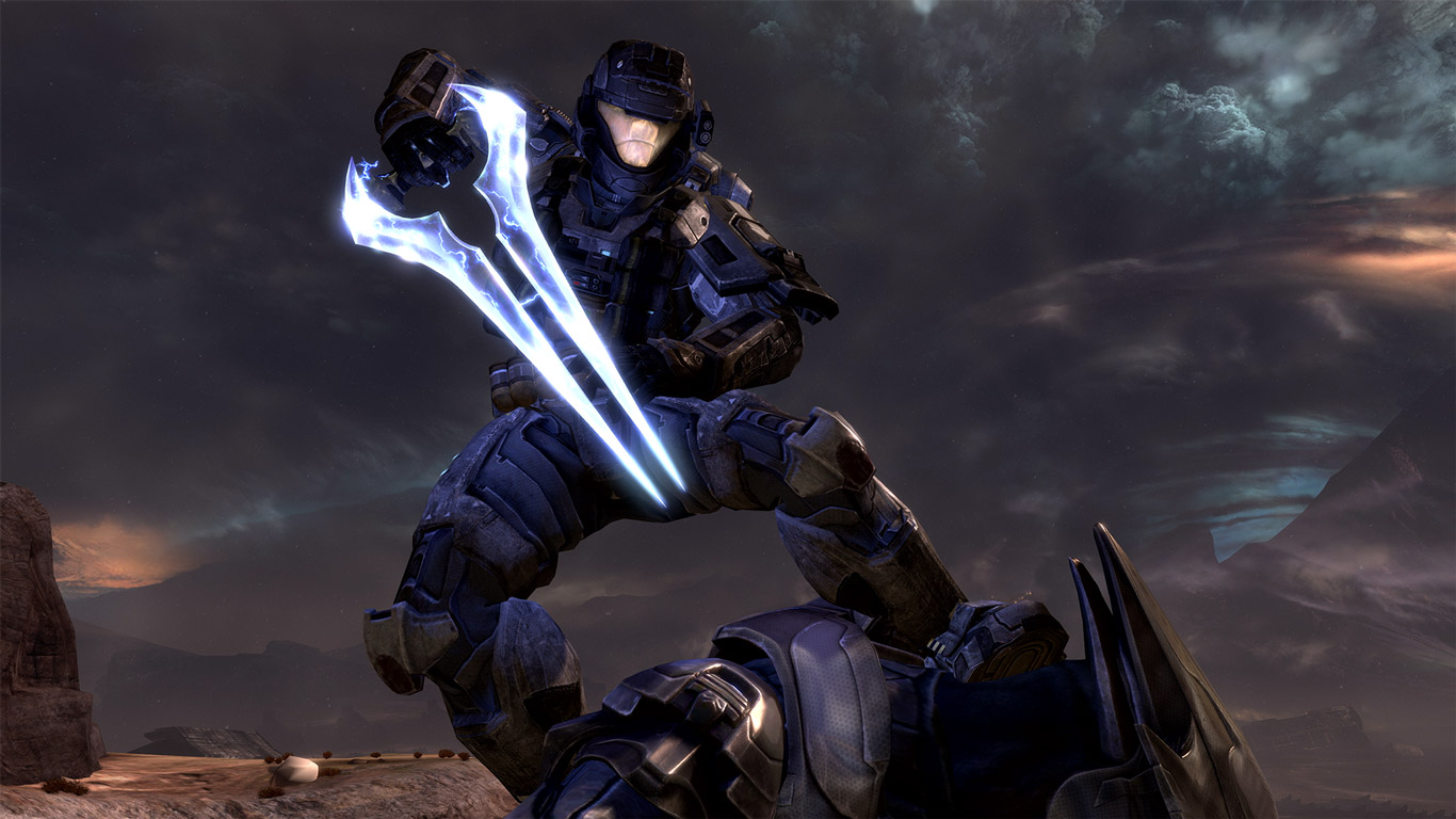 Free Halo: Reach Wallpaper in 1366x768
