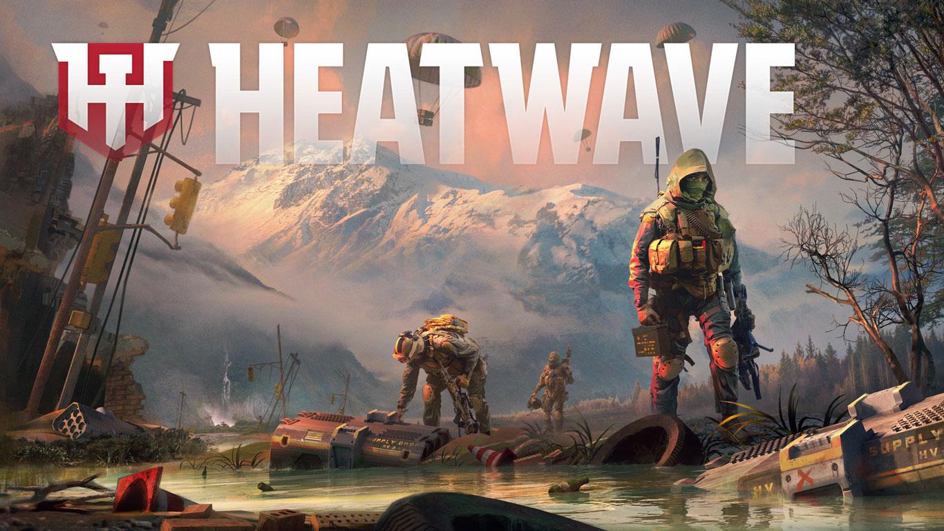 Free Heatwave Wallpaper in 1366x768