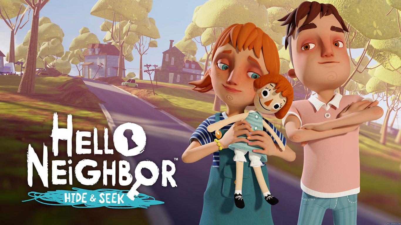 Free Hello Neighbor: Hide and Seek Wallpaper in 1366x768