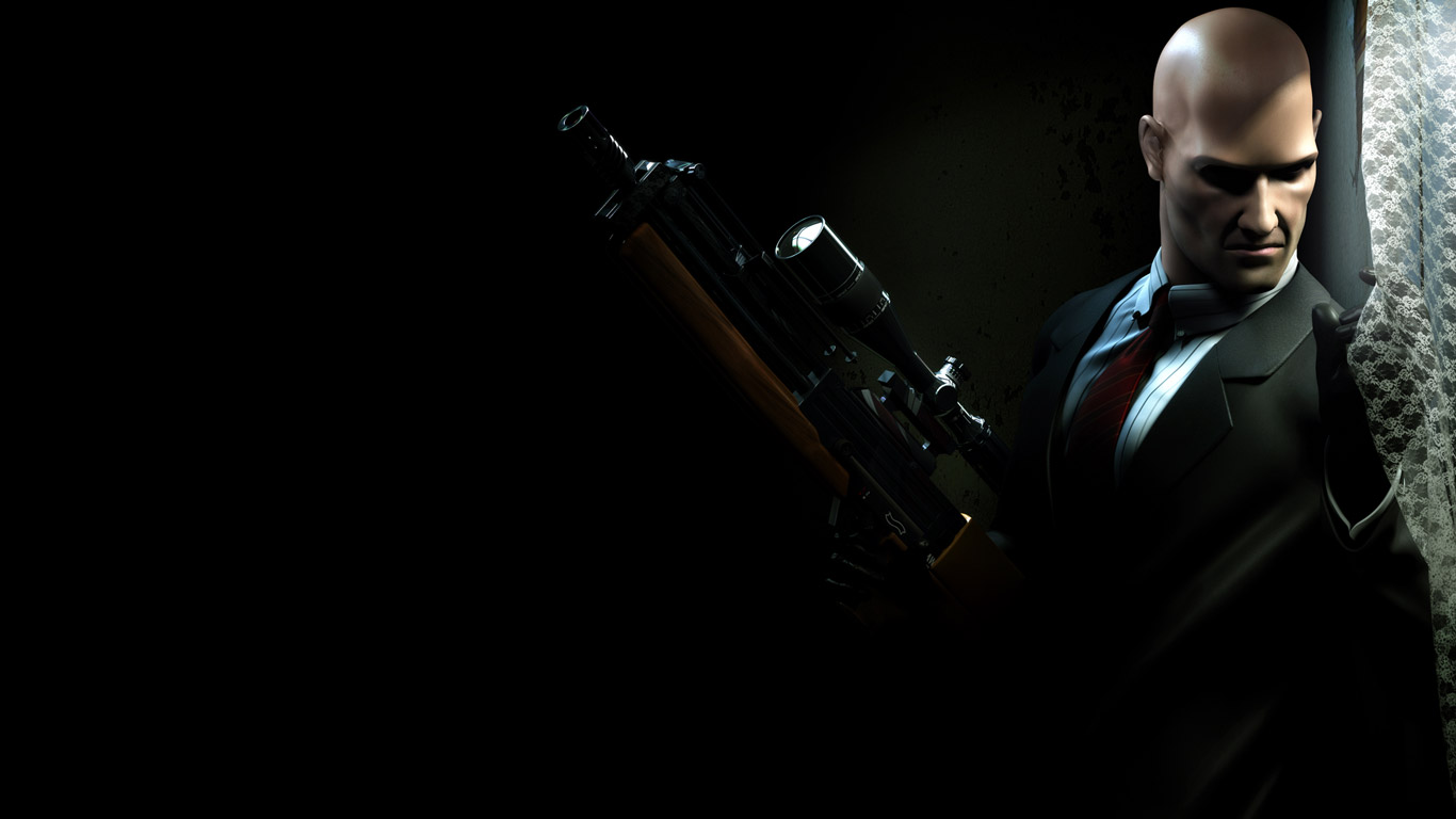 Free Hitman: Contracts Wallpaper in 1366x768