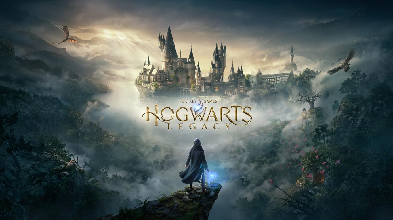 Free Hogwarts Legacy Wallpaper in 1366x768
