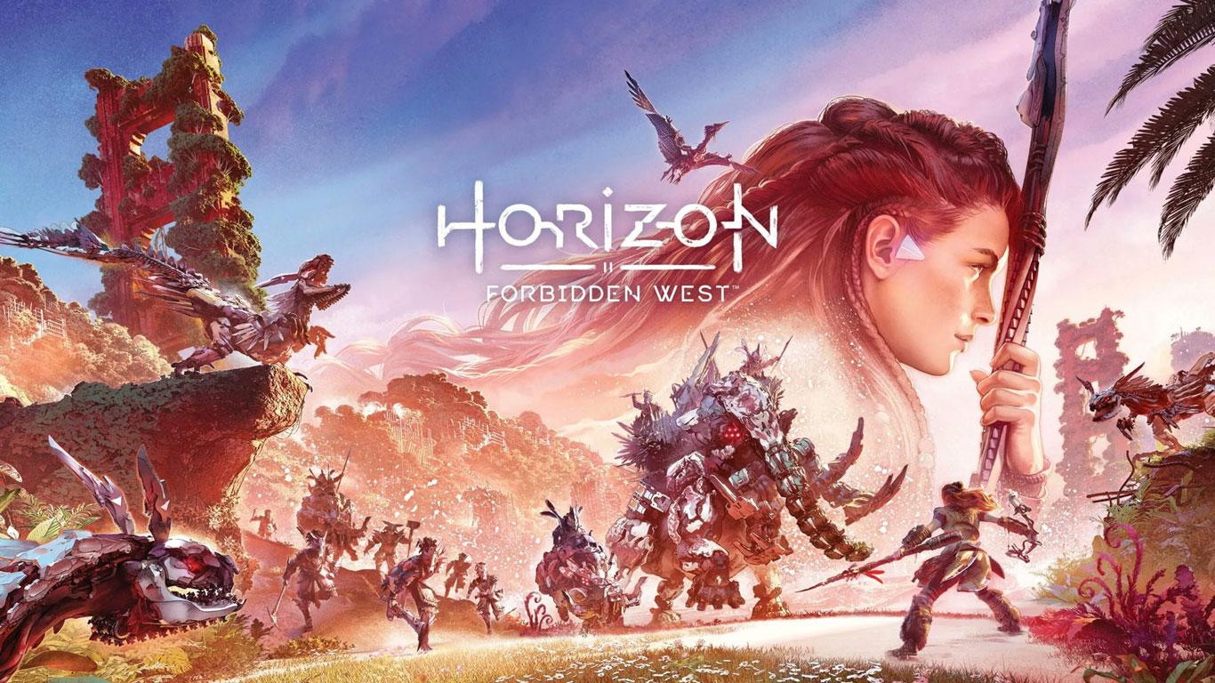 Free Horizon: Forbidden West Wallpaper in 1366x768