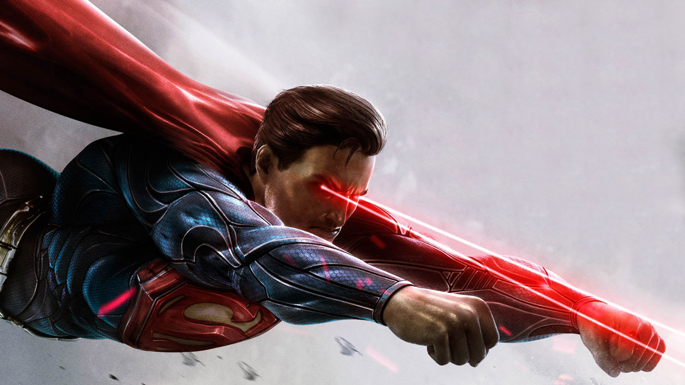Free Injustice: Gods Among Us Wallpaper in 1366x768