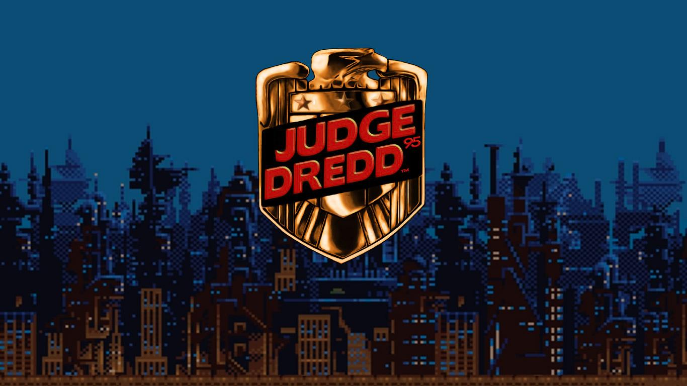 Free Judge Dredd 95 Wallpaper in 1366x768