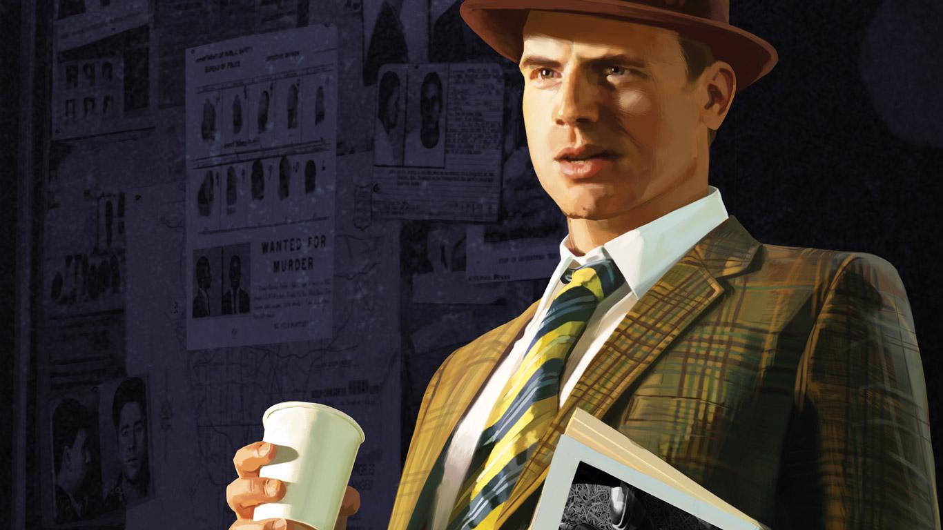 Free L.A. Noire Wallpaper in 1366x768