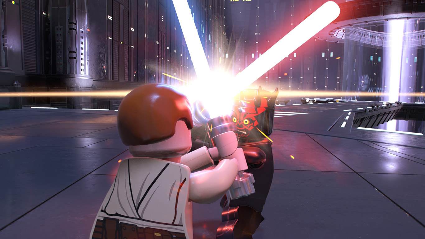 Free Lego Star Wars: The Skywalker Saga Wallpaper in 1366x768