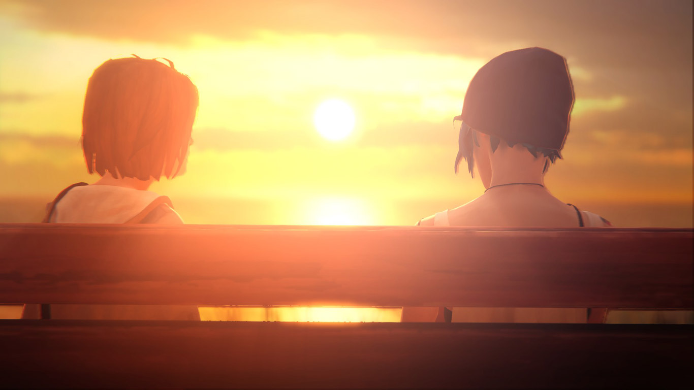 Life is Strange Wallpaper in 1366x768