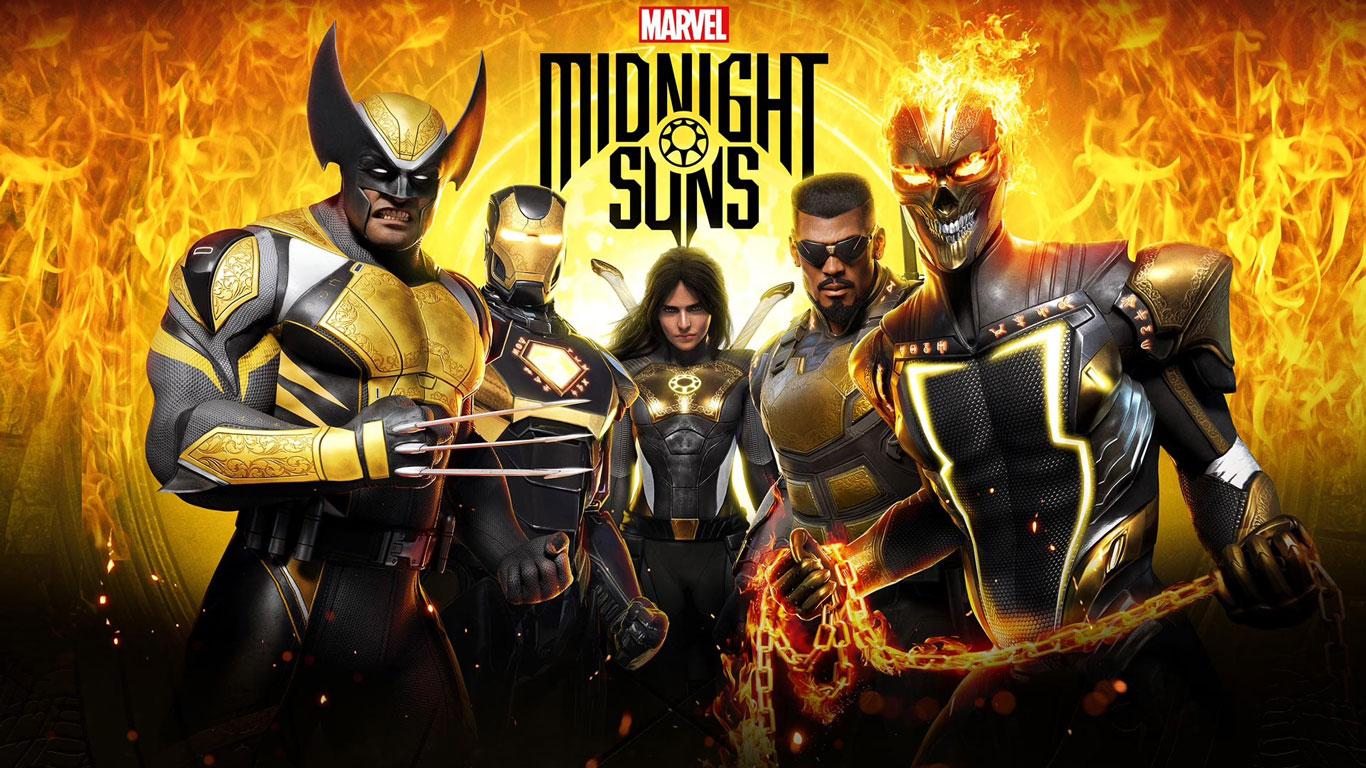 Free Marvel's Midnight Suns Wallpaper in 1366x768