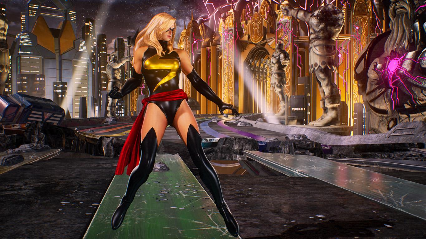 Marvel vs. Capcom: Infinite Wallpaper in 1366x768