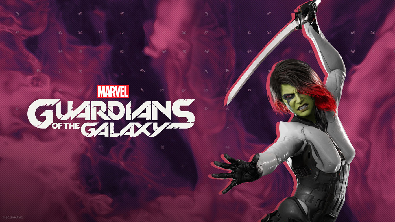 Free Marvel's Guardians of the Galaxy Wallpaper in 1366x768