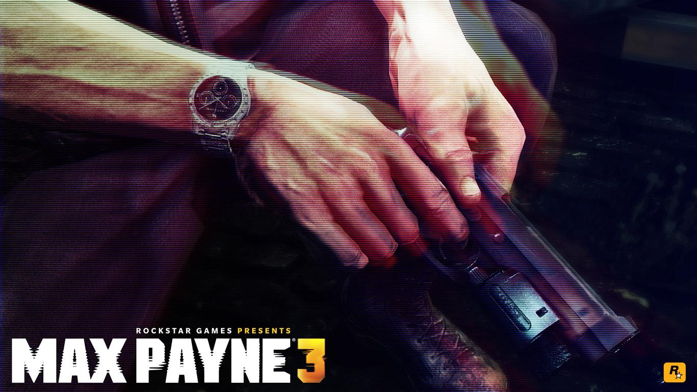 Max Payne 3 Wallpaper in 1366x768