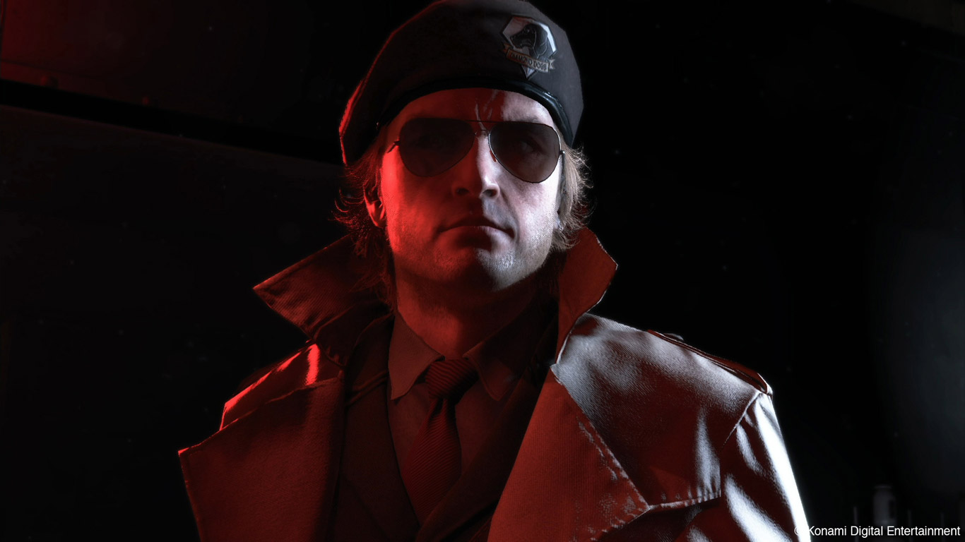 Free Metal Gear Solid V: The Phantom Pain Wallpaper in 1366x768