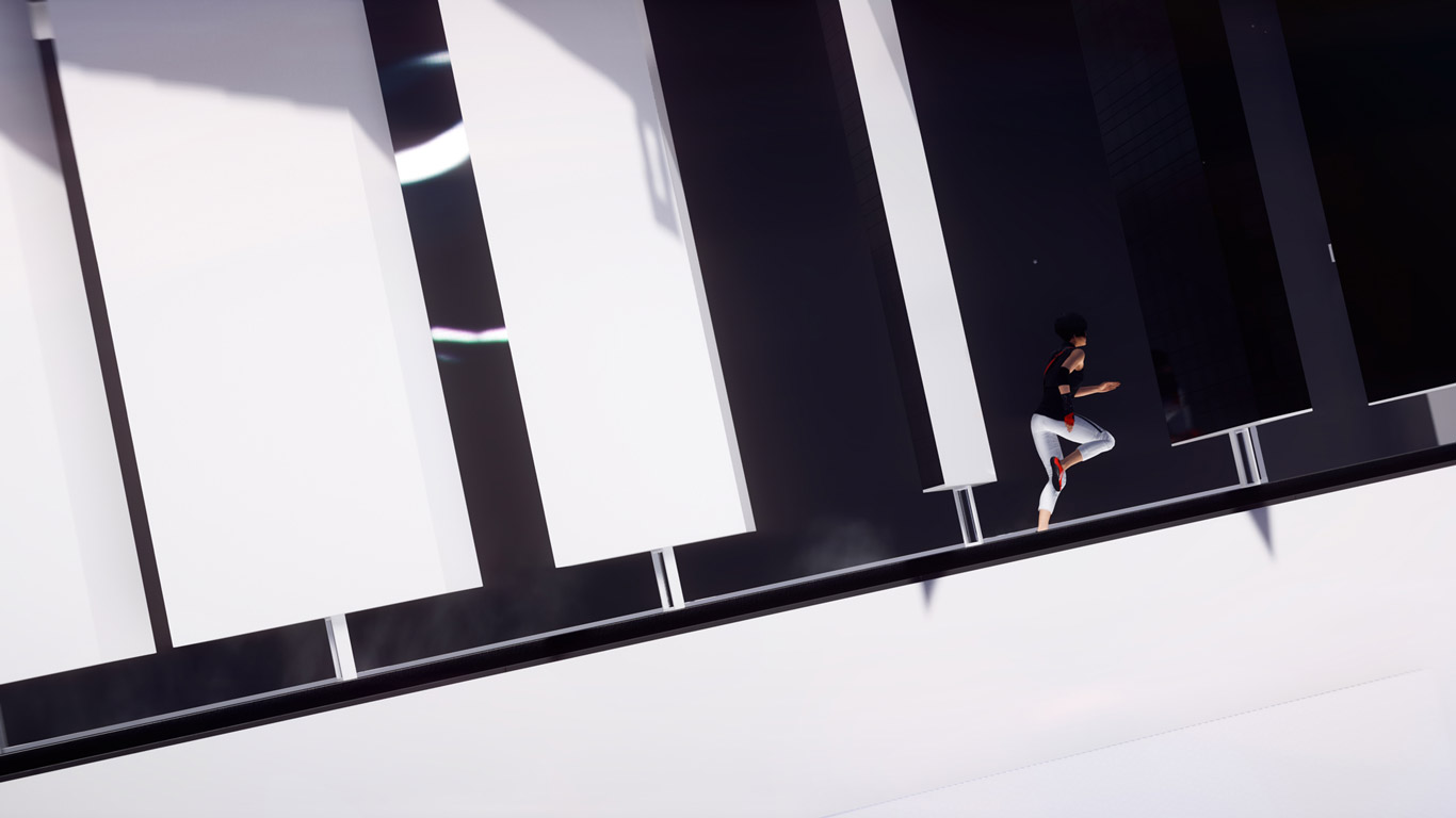 Free Mirror's Edge Catalyst Wallpaper in 1366x768
