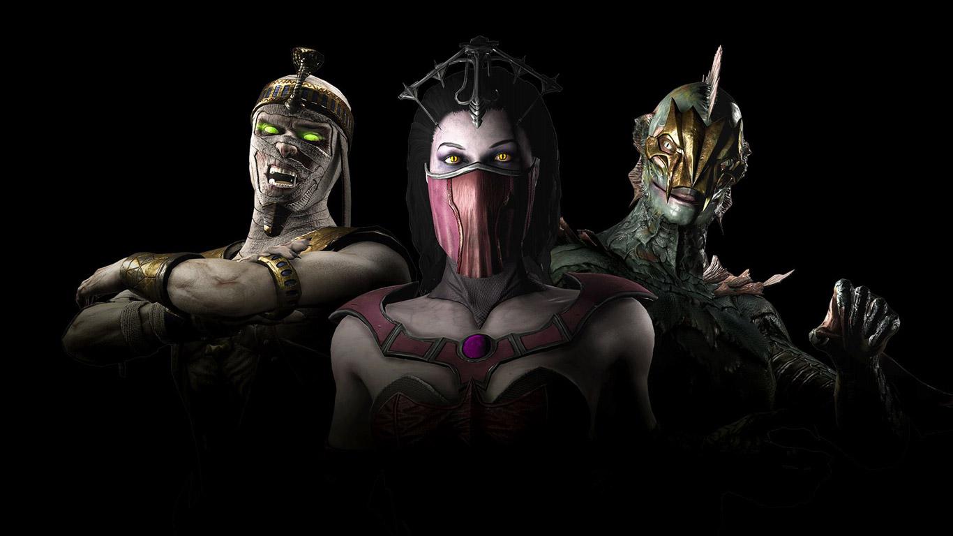 Mortal Kombat X Wallpaper in 1366x768