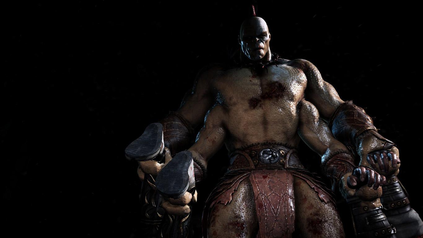 Free Mortal Kombat X Wallpaper in 1366x768