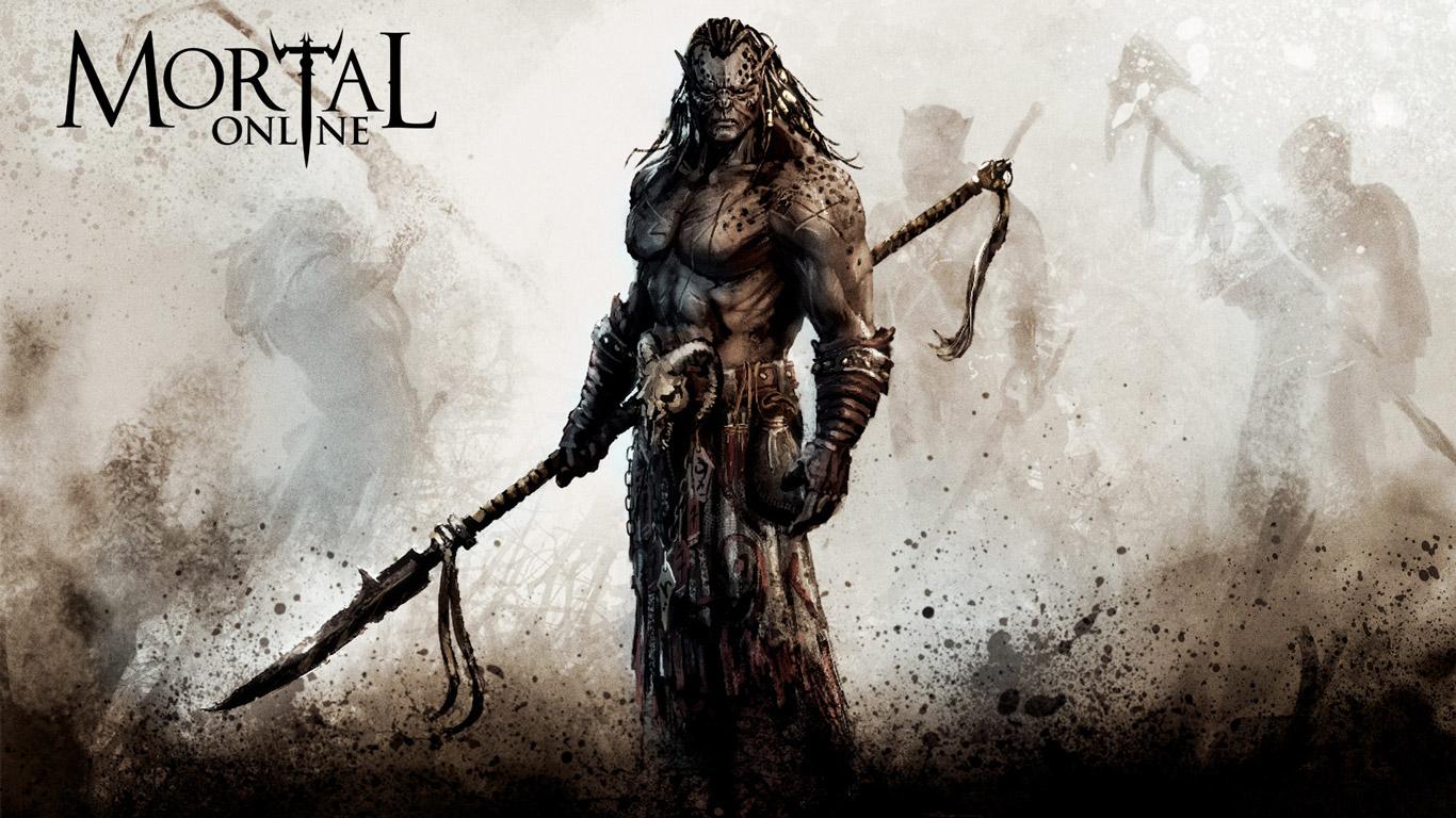 Free Mortal Online Wallpaper in 1366x768