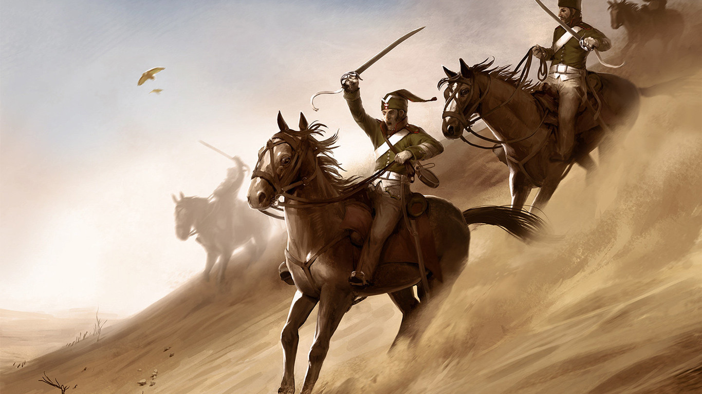 Free Napoleon: Total War Wallpaper in 1366x768