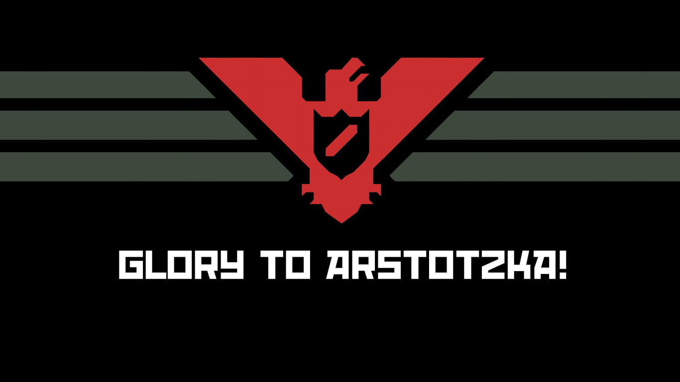 Free Papers, Please Wallpaper in 1366x768