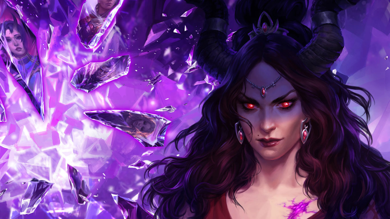 Free Pathfinder: Wrath of the Righteous Wallpaper in 1366x768