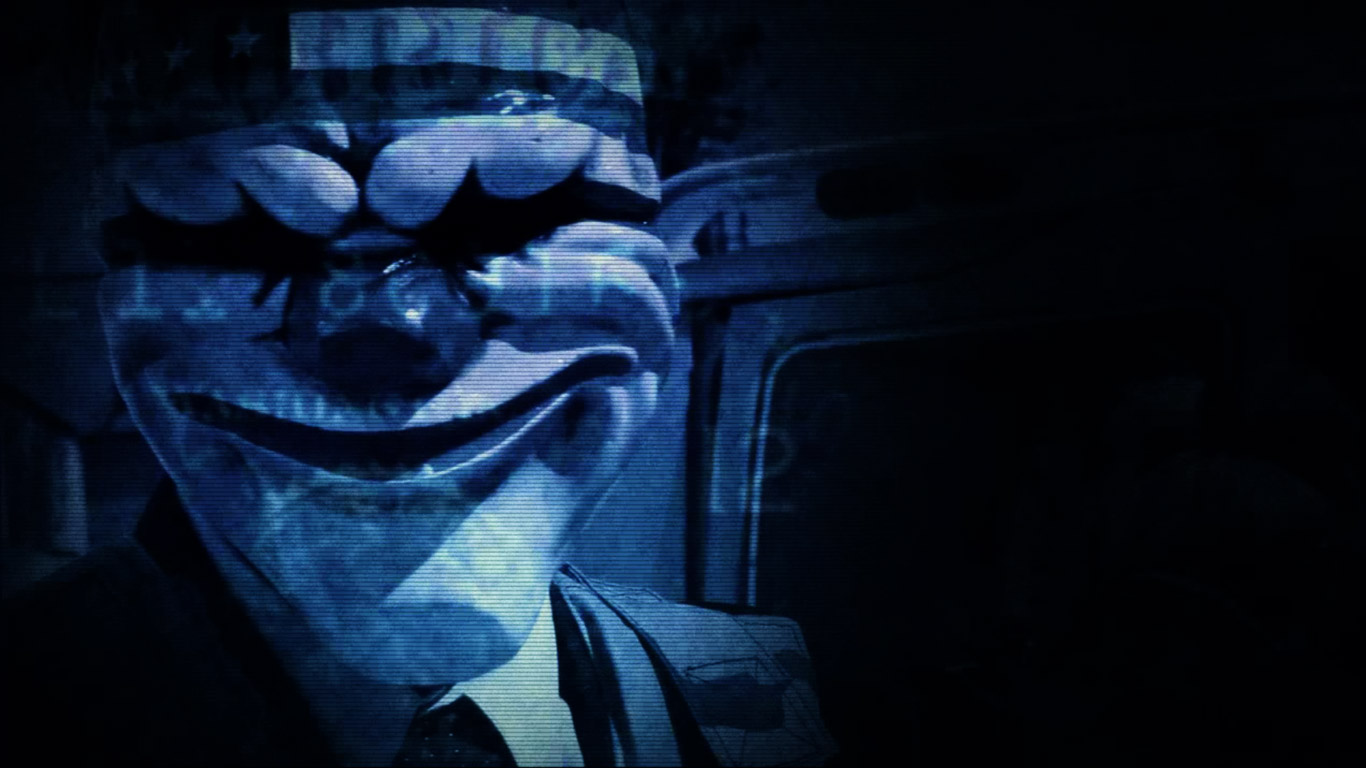 Free Payday 2 Wallpaper in 1366x768