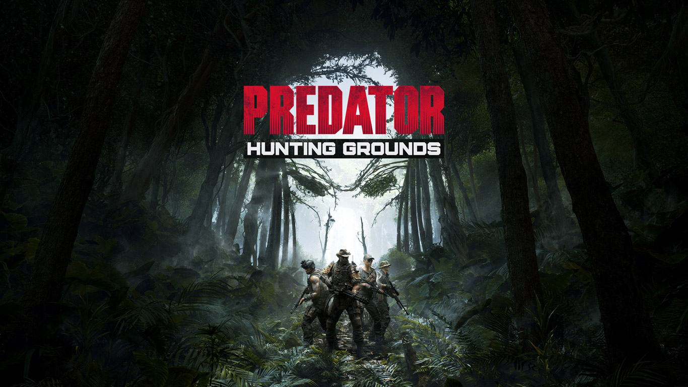 Free Predator: Hunting Grounds Wallpaper in 1366x768