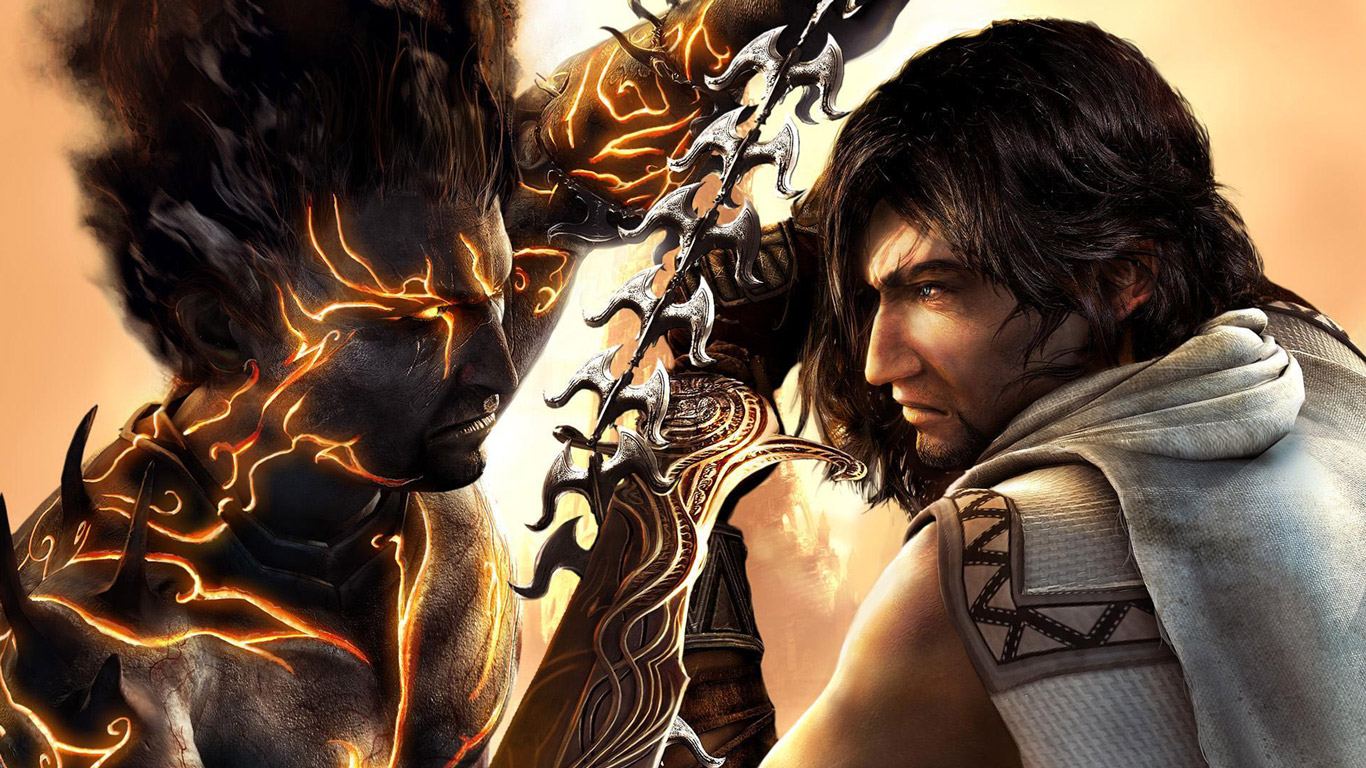 Prince of Persia: The Two Thrones Wallpaper in 1366x768