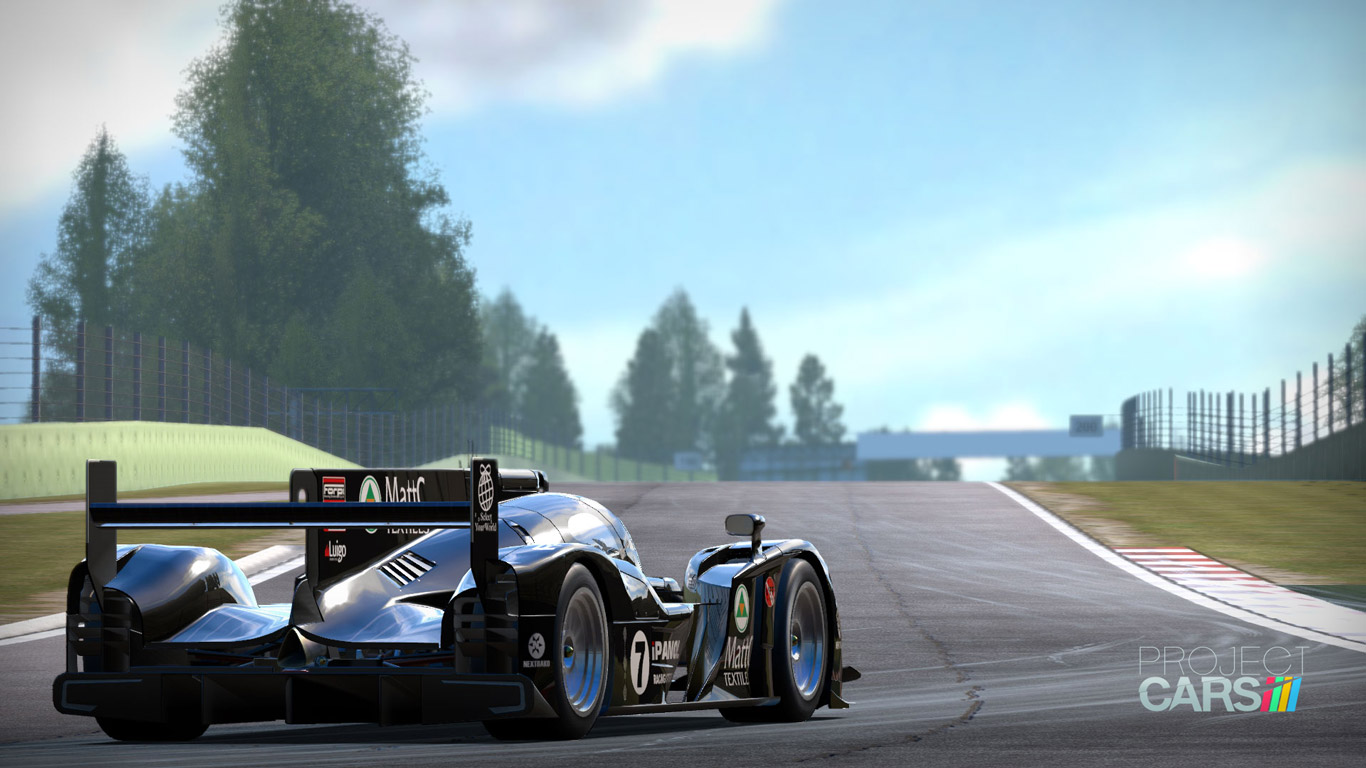 Free Project Cars Wallpaper in 1366x768