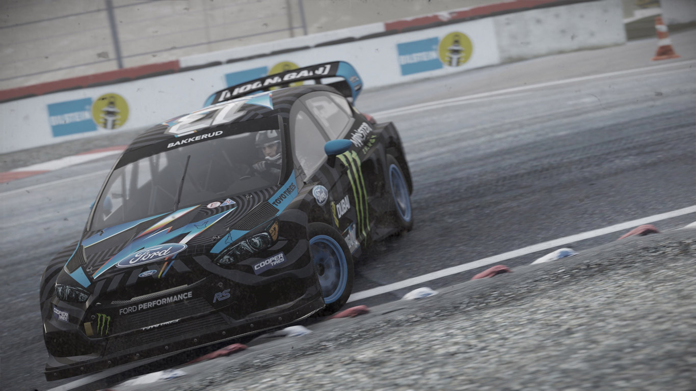 Free Project Cars 2 Wallpaper in 1366x768