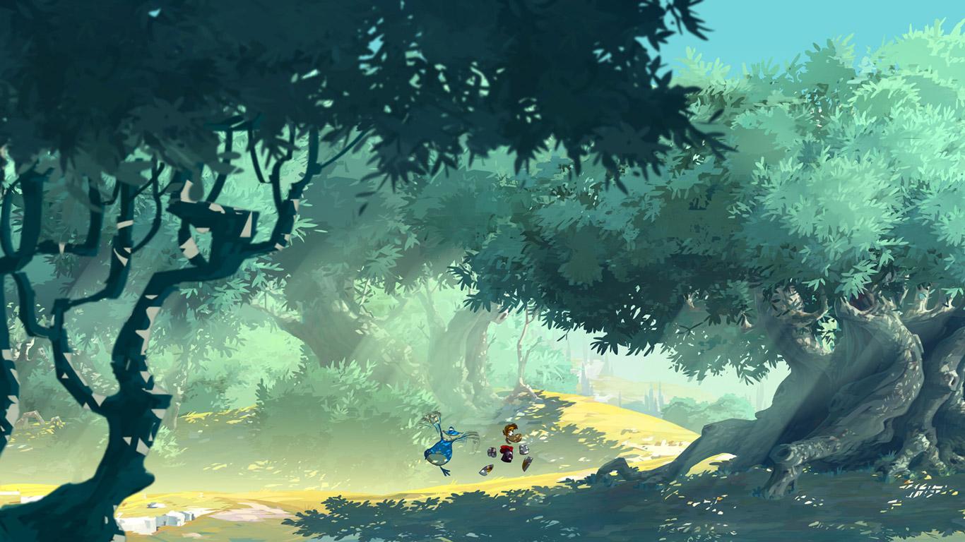 Free Rayman Legends Wallpaper in 1366x768