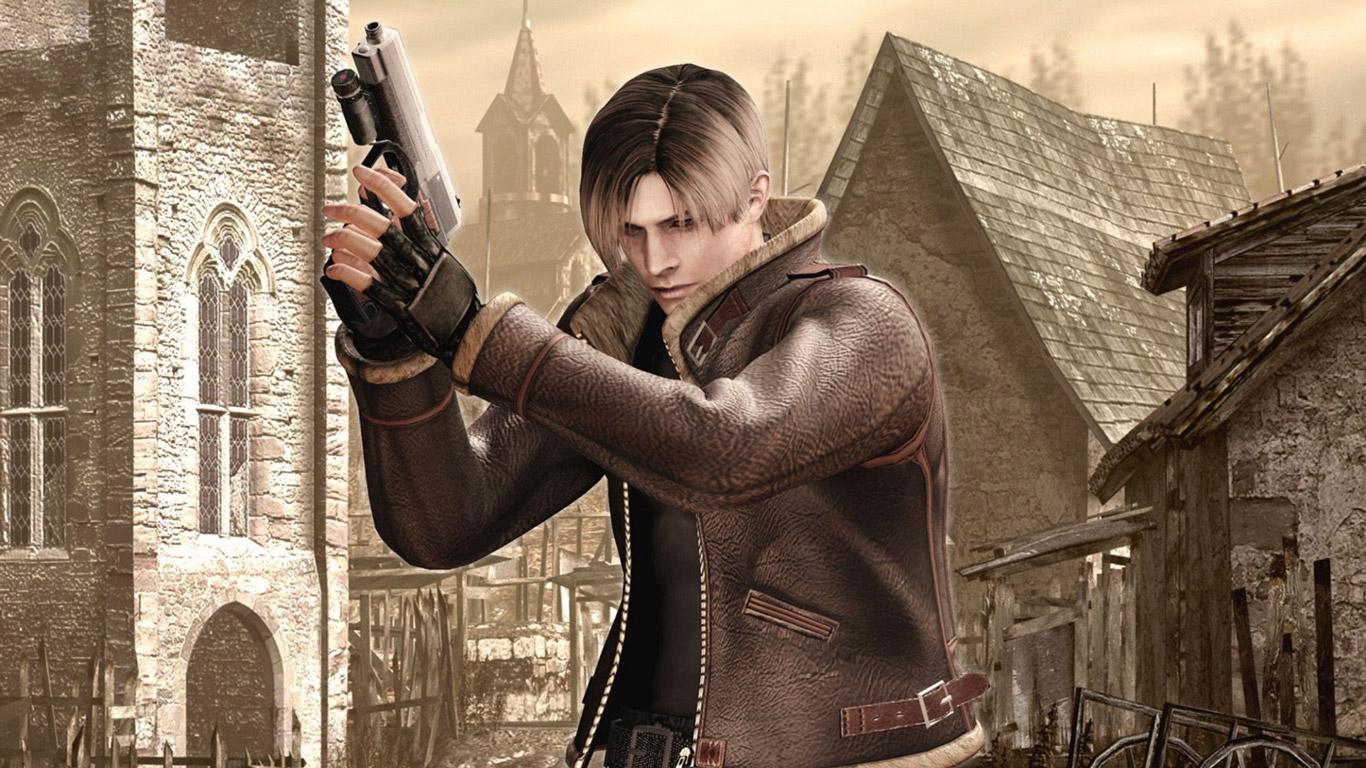 Free Resident Evil 4 Wallpaper in 1366x768