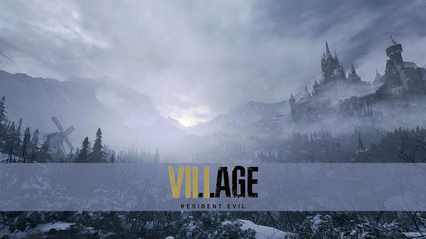 Free Resident Evil Village Wallpaper in 1366x768