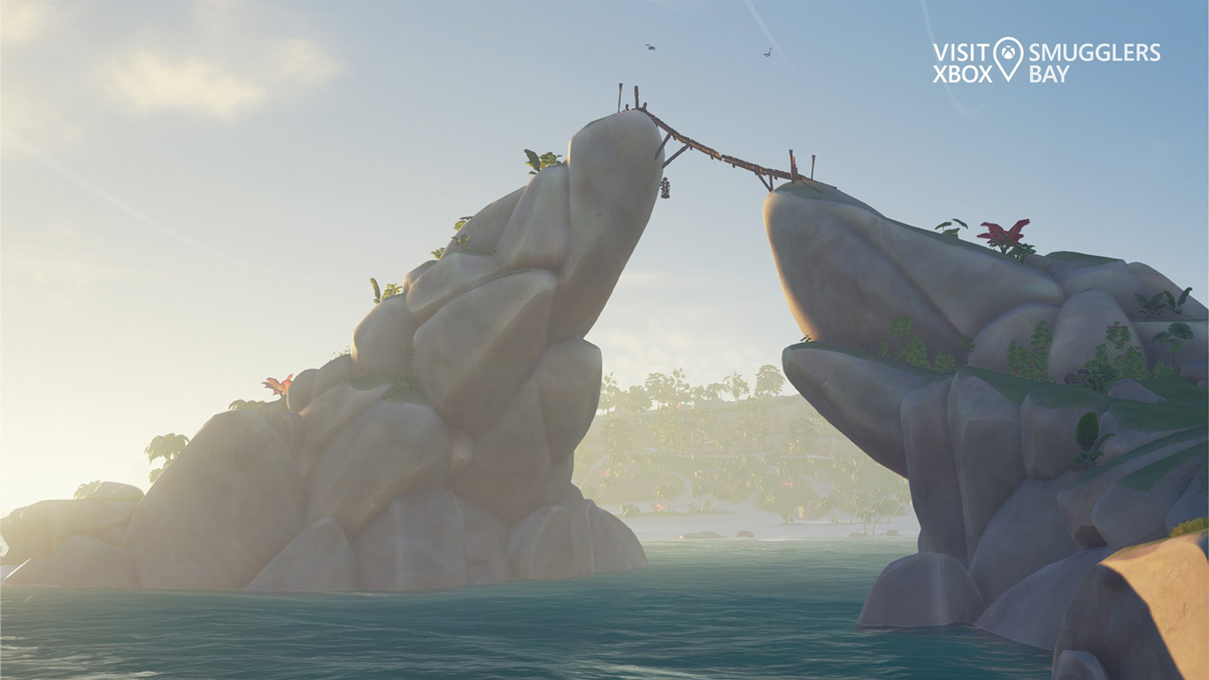 Sea of Thieves Wallpaper in 1366x768