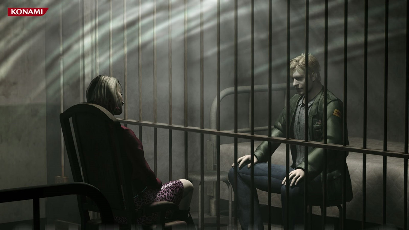 Free Silent Hill 2 Wallpaper in 1366x768